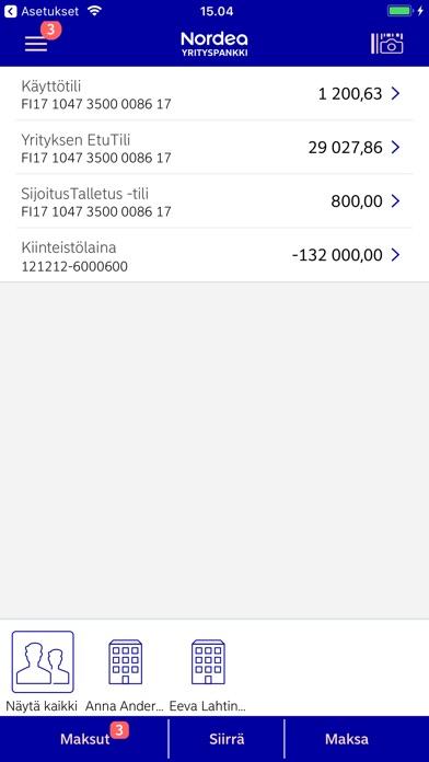 download Nordea Yrityksen Mobiilipankki apps 2