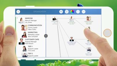 Screenshot #5 for OrgChart - Organization Chart & Contact Management