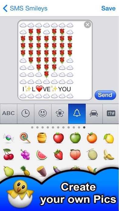 download SMS Smileys Emoji Sticker PRO apps 2