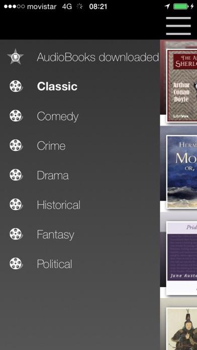 AudioBooks - Прослушать и скачать аудиокниги Скриншоты7