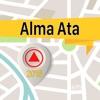 Alma Ata 離線地圖導航和指南