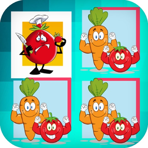 Fruits Memory Game For Adults - Sports Memory Game iOS App