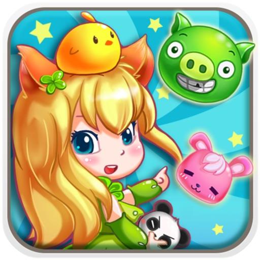 Rescue Pop Bear Candy iOS App