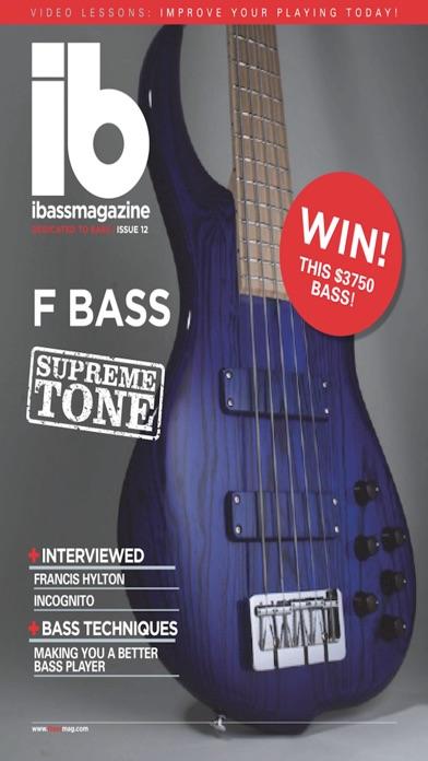 Ibass Magazine review screenshots