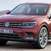 Specs for VW Tiguan II 2016 edition
