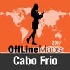 Cabo Frio 離線地圖和旅行指南