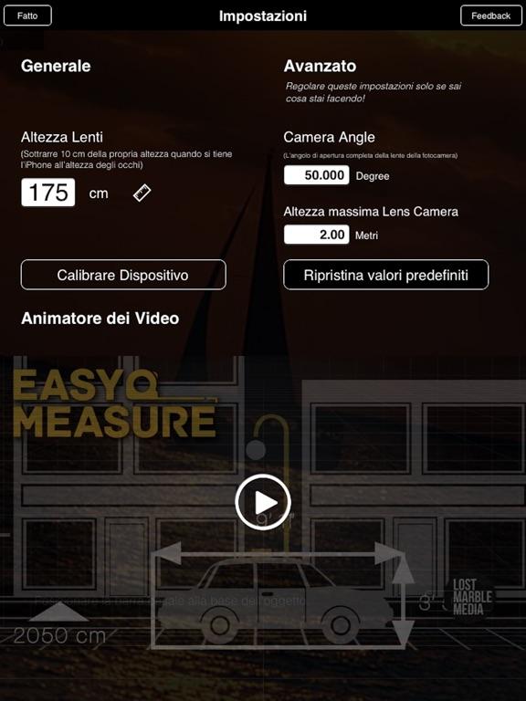 EasyMeasure - Original Screenshot