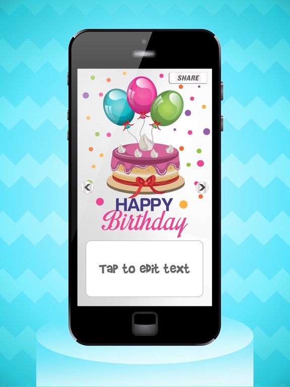 Happy Birthday Cards Party Invitation Maker on the App Store – Birthday Cards for Ipad