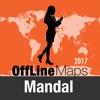 曼达尔 離線地圖和旅行指南