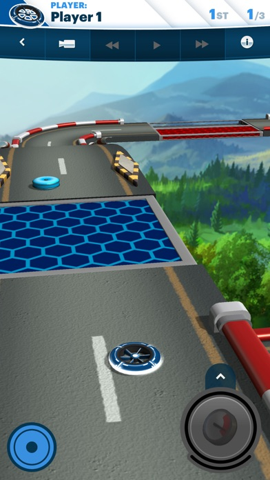 Screenshot 5 Disc Drivin