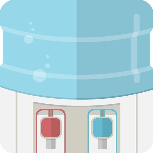 Elsevier Water Cooler