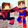 New Super Hero Skins of 2016 - Awesome looking Super Hero skins for Minecraft Pocket Edition