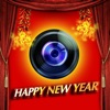 New Year Camera : Pop Stickers and Funny Booth for you