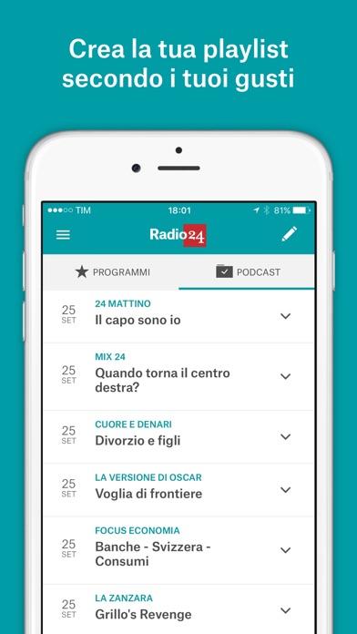 Screenshot of Radio 244