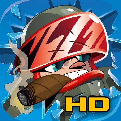 Sergeant Cräsh iOS App
