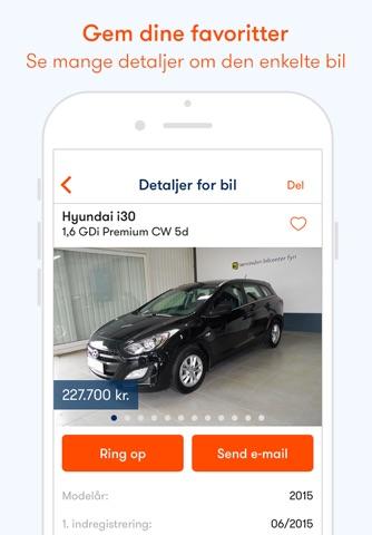 Bilbasen screenshot 3