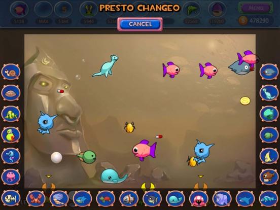 Pocket Aquarium: Craziest Aquarium-ipad-2