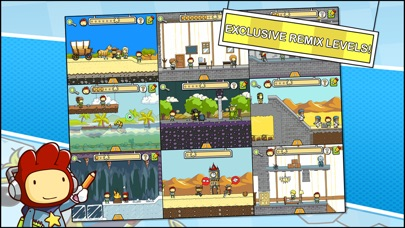 Scribblenauts Remix screenshot1