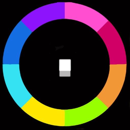Color Wheel Switch iOS App