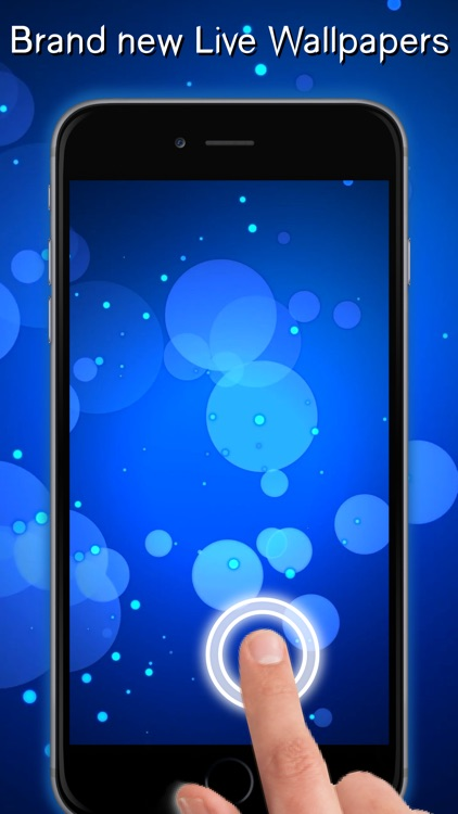 Bokeh HD Live Wallpaper for iPhone 7 iPhone 7 plus