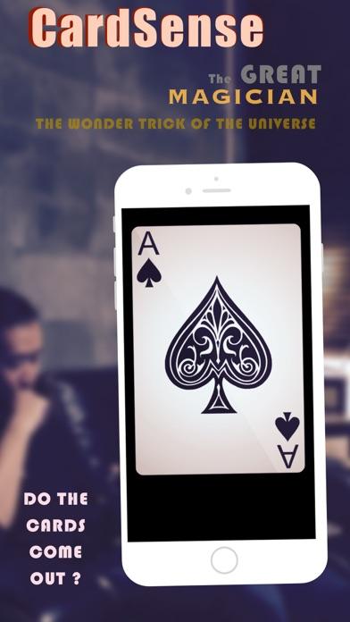 CardSense Screenshots