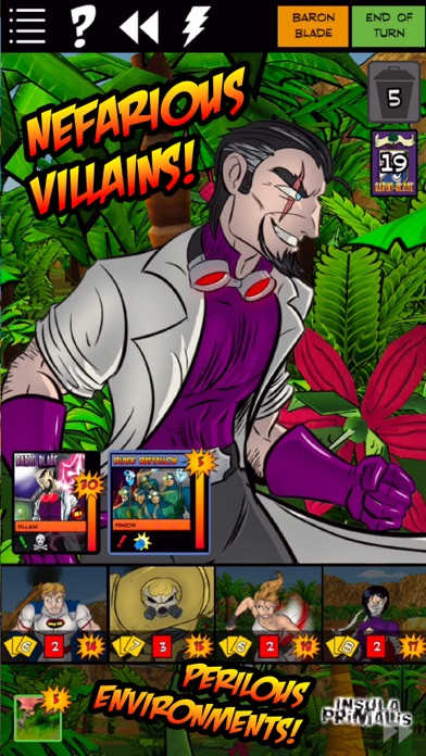 Sentinels of the Multiverse Screenshots