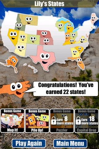 Stack the States® screenshot 2