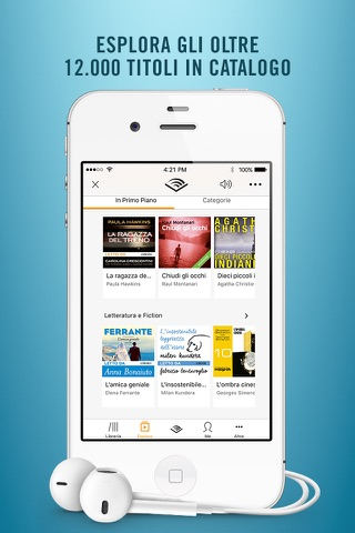 Audible audio books & podcasts screenshot 2