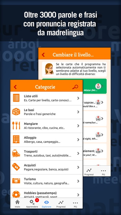 Learn English - MosaLingua Screenshots