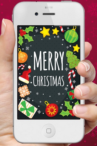 Christmas Greeting Cards – Best Quotes & Messages screenshot 1