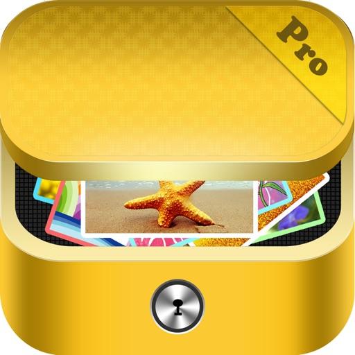 视频保险箱 for iPhone – 照片, 视频, iCloud, 全方位管理