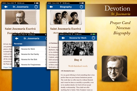 St. Josemaria screenshot 3