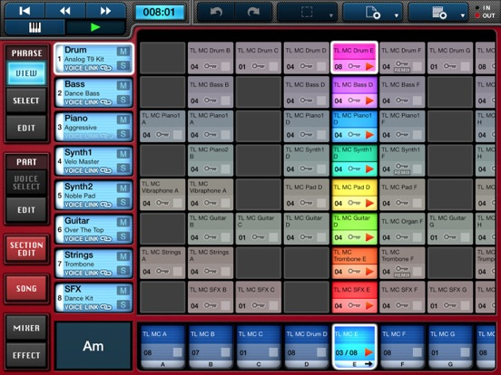 mobile music sequencer - us on the app store