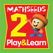 Mathseeds Play and Learn 2 App Icon Artwork