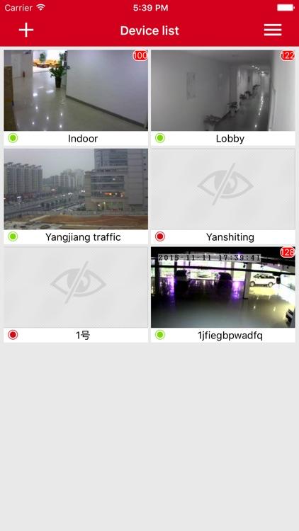 app luxcam