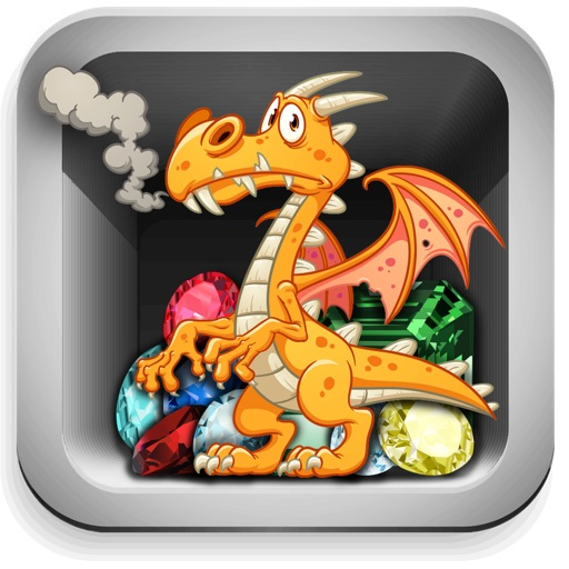 Dragon Gems Escape - Beast Breakout Puzzle Madness LX iOS App