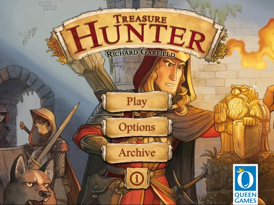 TreasureHunter by R.Garfield Screenshots
