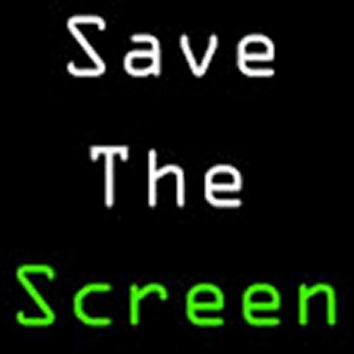 Save The Screen iOS App
