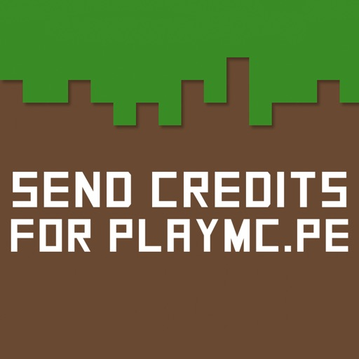 Send credits for PlayMC.PE iOS App