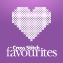 Cross Stitch Favourites – how to cross stitch patterns and cross stitch embroidery icon