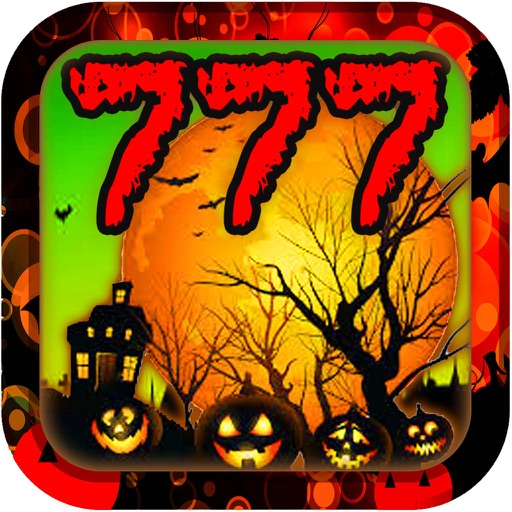 Halloween SLOTS: Free Lucky SPIN SLOT Machine iOS App