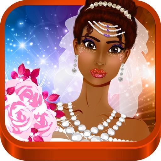 Brown Girl Beauty Makeup Salon: Play Makeover, Decor