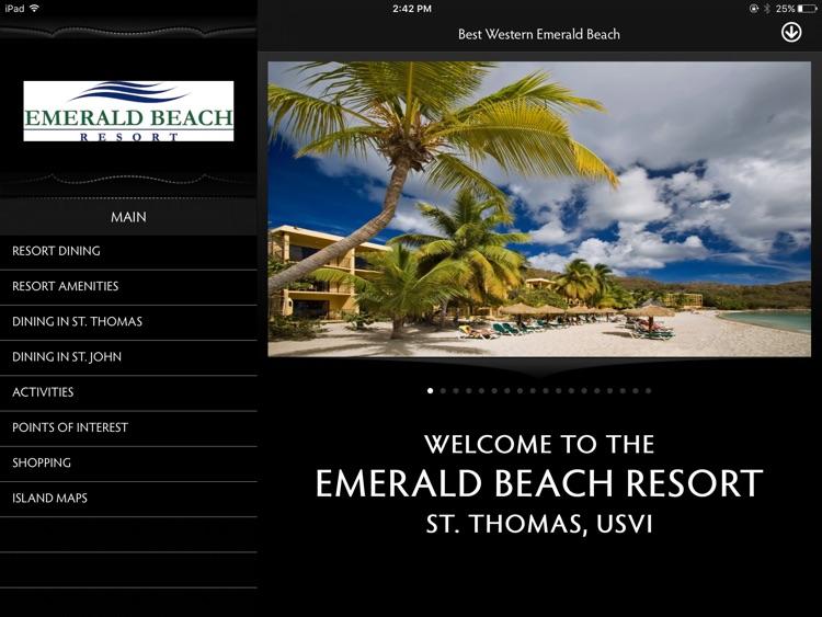 emerald beach resort st thomas usvi