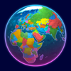 3Planesoft - Earth 3D - Amazing Atlas for iPhone artwork