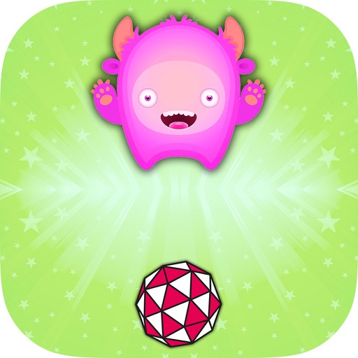 Trainer monsters - Throw balls for children iOS App