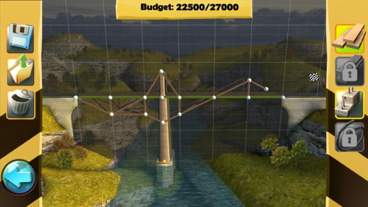 Bridge Constructor FREE Screenshot
