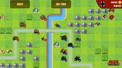 download Front Wars : WW2 Turn Based Strategy apps 4