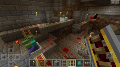 Screenshot of Minecraft App