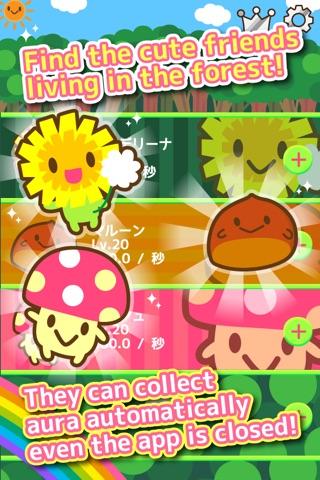 【放置】 ピクシーの森 - かわいい ほのぼの系 育成 アドベンチャー ゲーム- screenshot 4