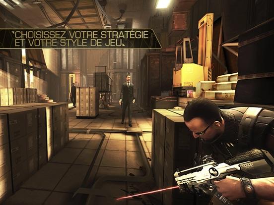 Screenshot #6 pour Deus Ex: The Fall